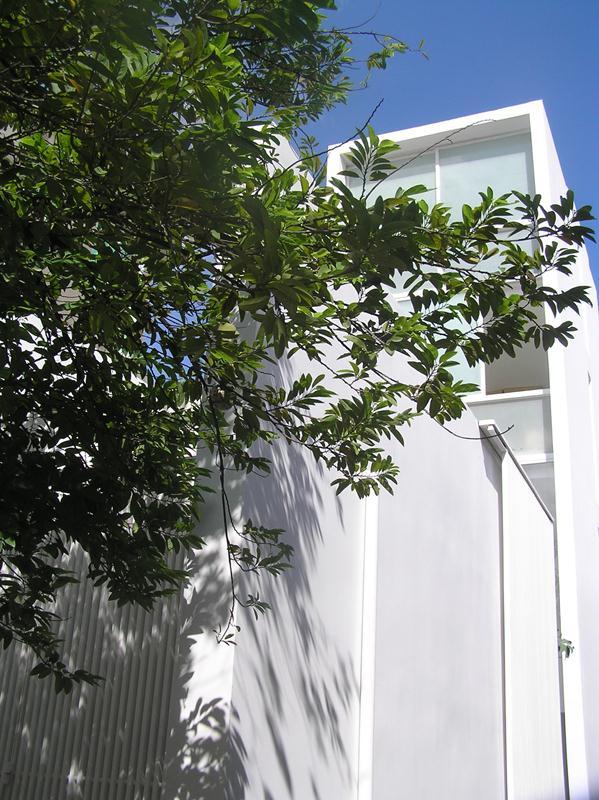 Nhà ở quận Gò Vấp do KTS Nguyễn Bá Đức thiết kế. Ảnh (c) Nguyễn Bá Đức