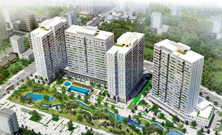 Thiết kế xanh, tiện ích hiện đại và môi trường sống thân thiện là các yếu tố thu hút cư dân đến với Citihome Quận 2 và quyết định sự thành công của dự án.