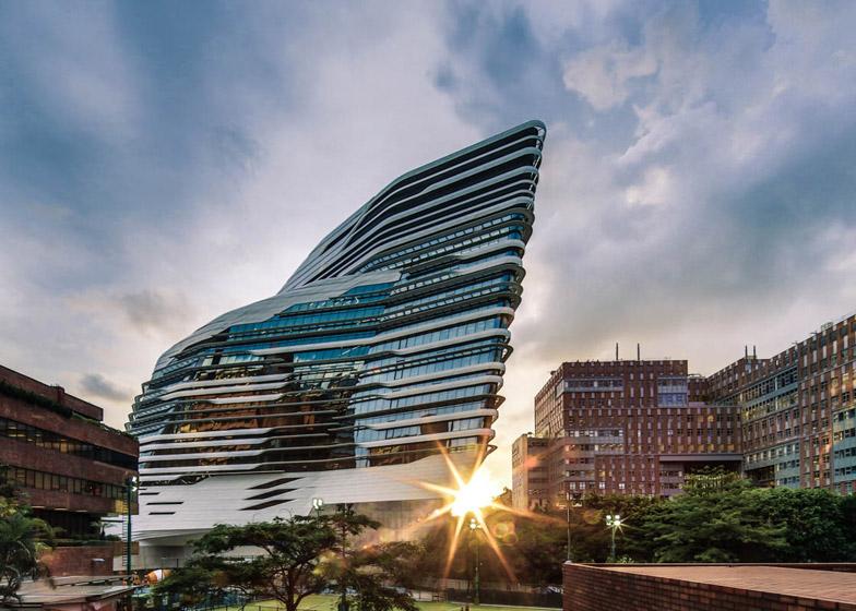 Tòa tháp mới của Zaha Hadid tại Hồng Kông