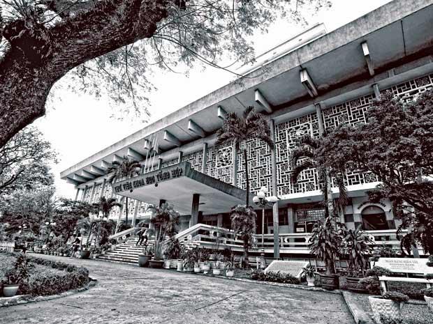 KTS Nguyễn Hữu Thiện – Thư viện Sài Gòn