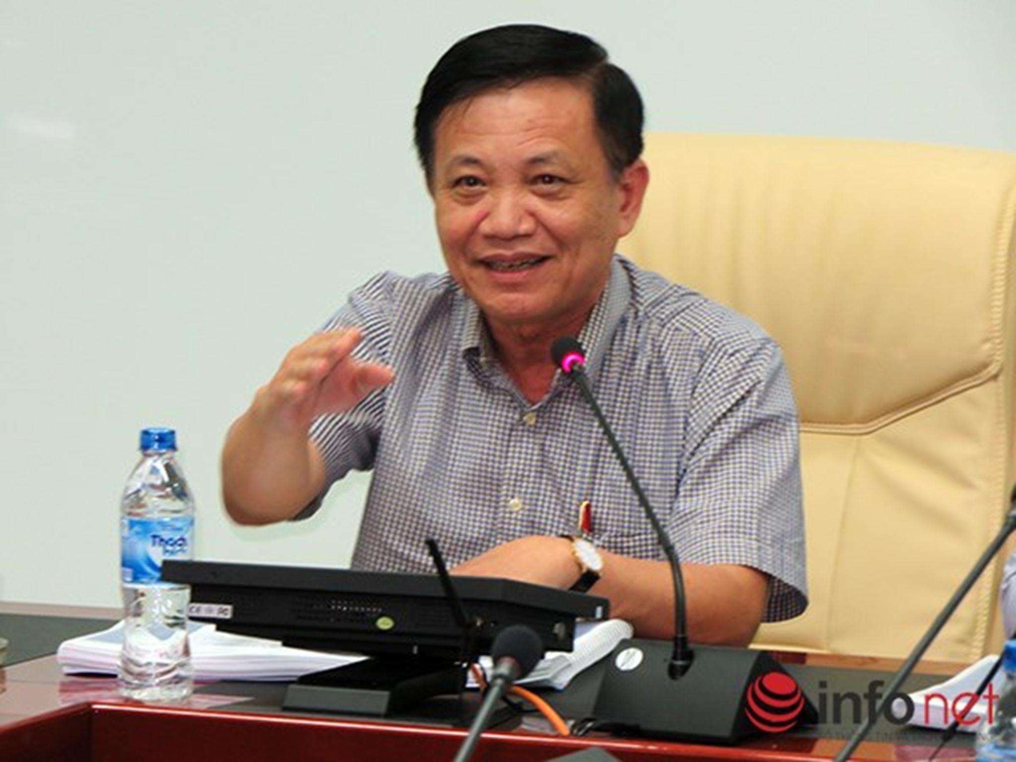 Ông Trần Thọ, Bí thư Thành ủy, Chủ tịch HĐND TP Đà Nẵng phát biểu ý kiến tại buổi làm việc  Xem thêm tại : http://www.danang43.com/da-nang-lay-y-kien-gioi-chuyen-mon-va-nguoi-dan-ve-quy-hoach-song-han-p4451.html