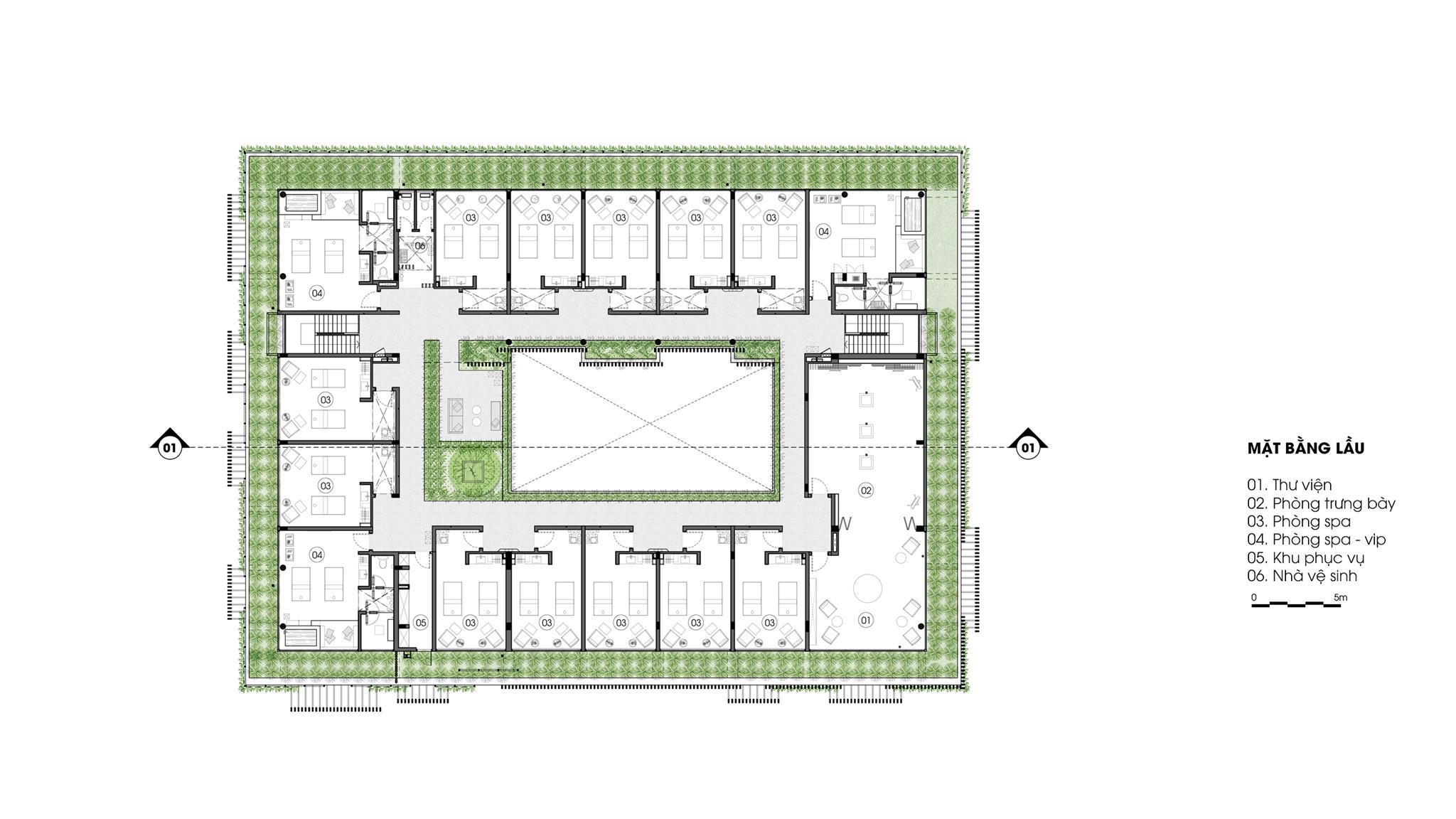 Naman Spa - MIA Design Studio