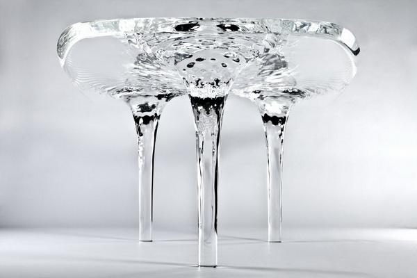 Những thiết kế của Zaha Hadid luôn chuyển động