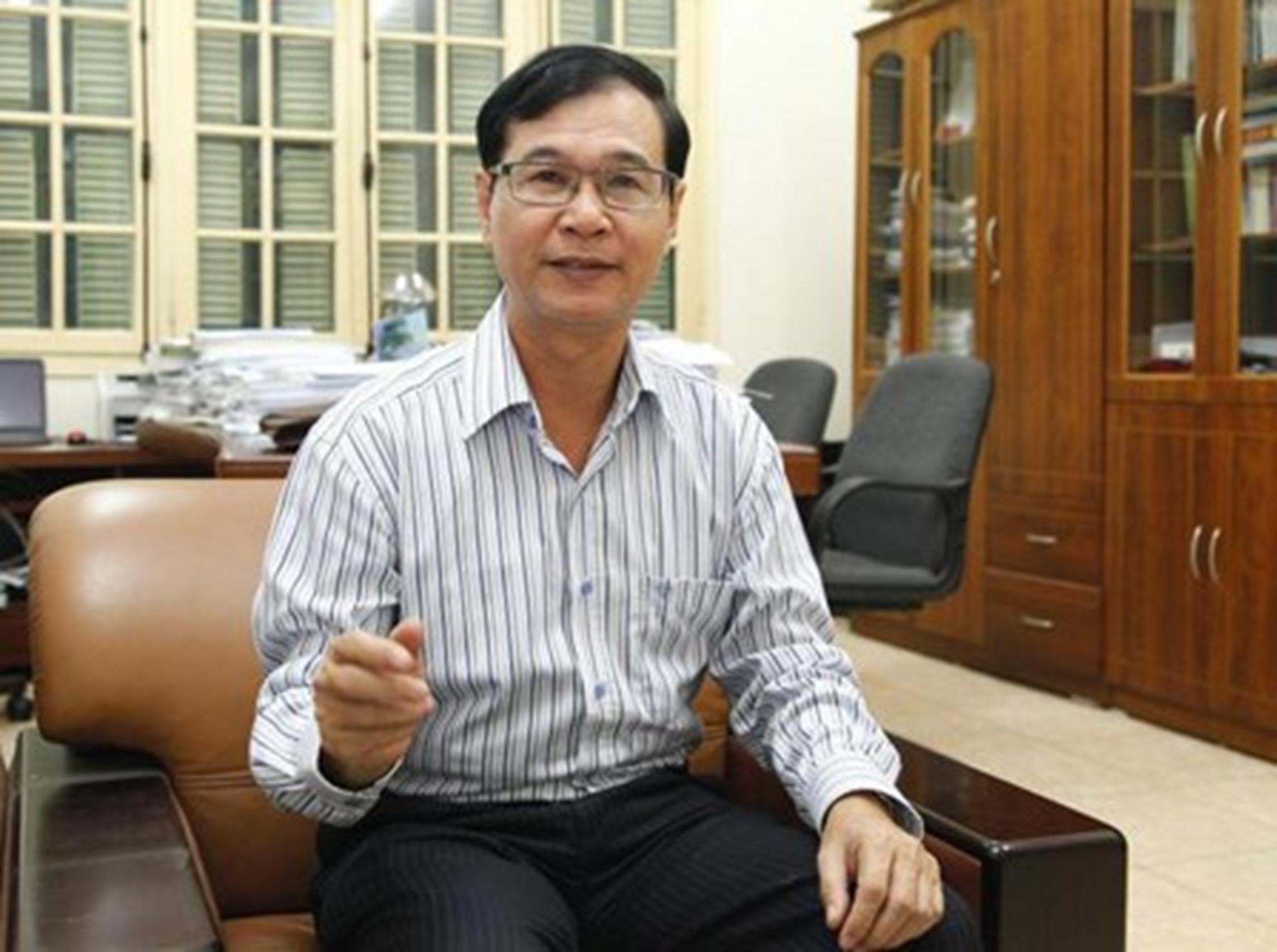 Ông Nguyễn Mạnh Hà - Cục trưởng cục quản lý nhà và thị trường bất động sản (Bộ Xây dựng)