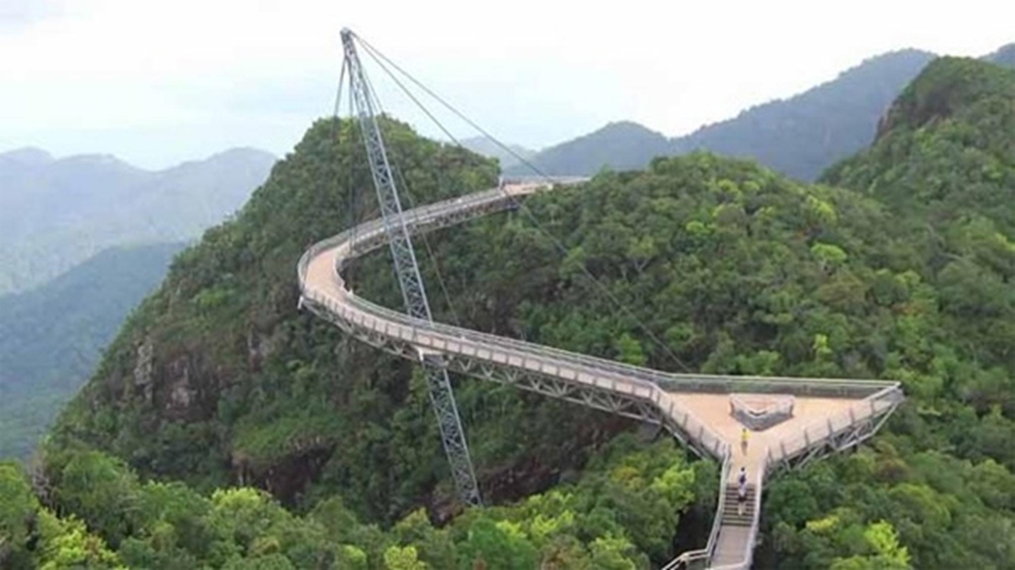 Cầu Langkawi Sky, Malaysia