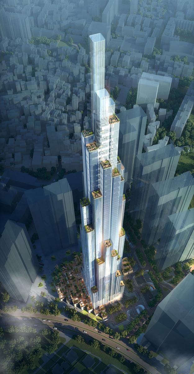 Dự kiến công trình này sẽ hoàn tất vào năm 2017