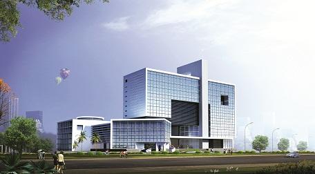 hối cảnh thiết kế Bệnh viện Nhi Thái Bình