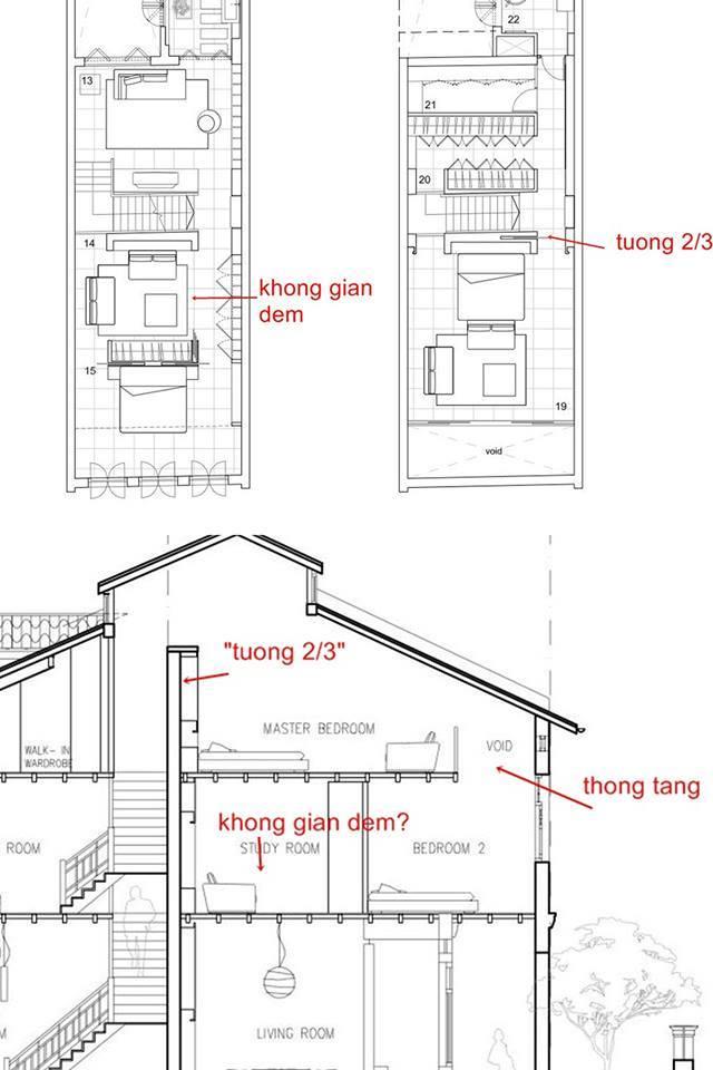House 13 Martaban, văn phòng ktr ONG& ONG