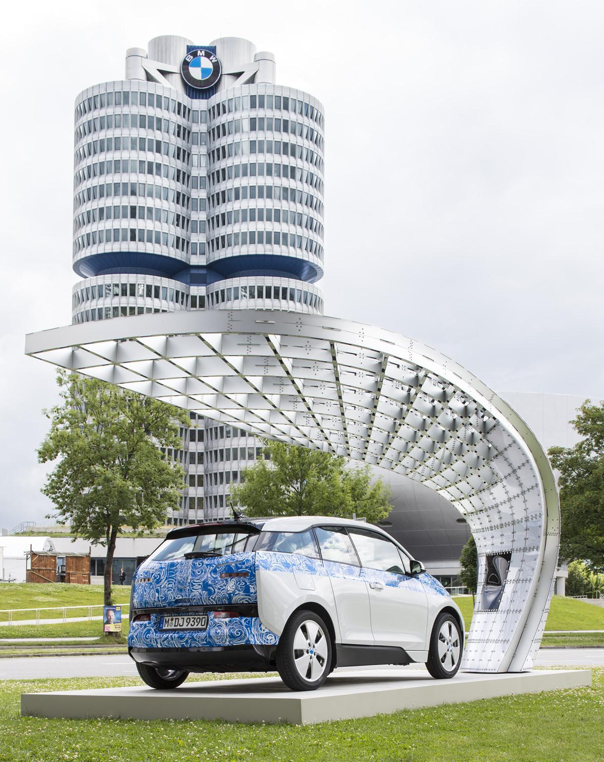 Trạm sạc năng lượng mặt trời EIGHTPoint © EIGHT GmbH & Co. KG.