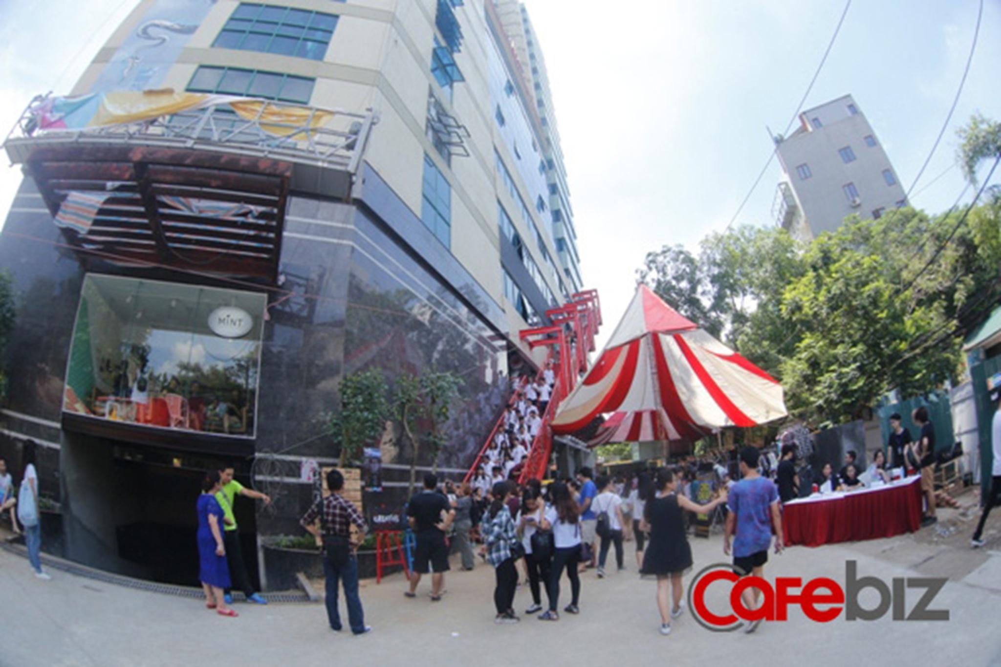 Creative City của ngày nay. Ảnh (c) Cafef