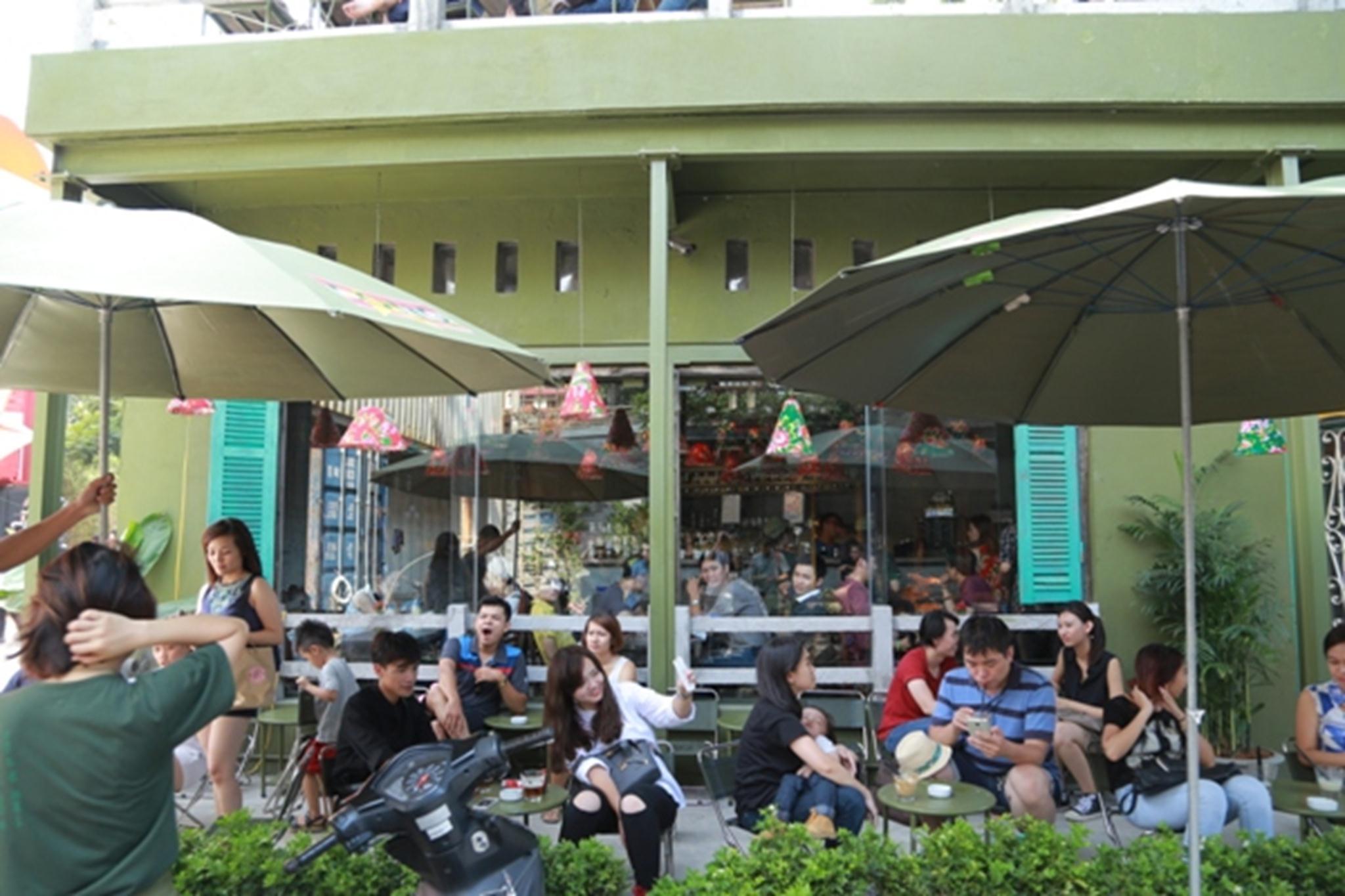 """Các khu ẩm thực, vui chơi, giải trí… hiện tại chỉ là một phần của """"phần xác"""" Creative City."""