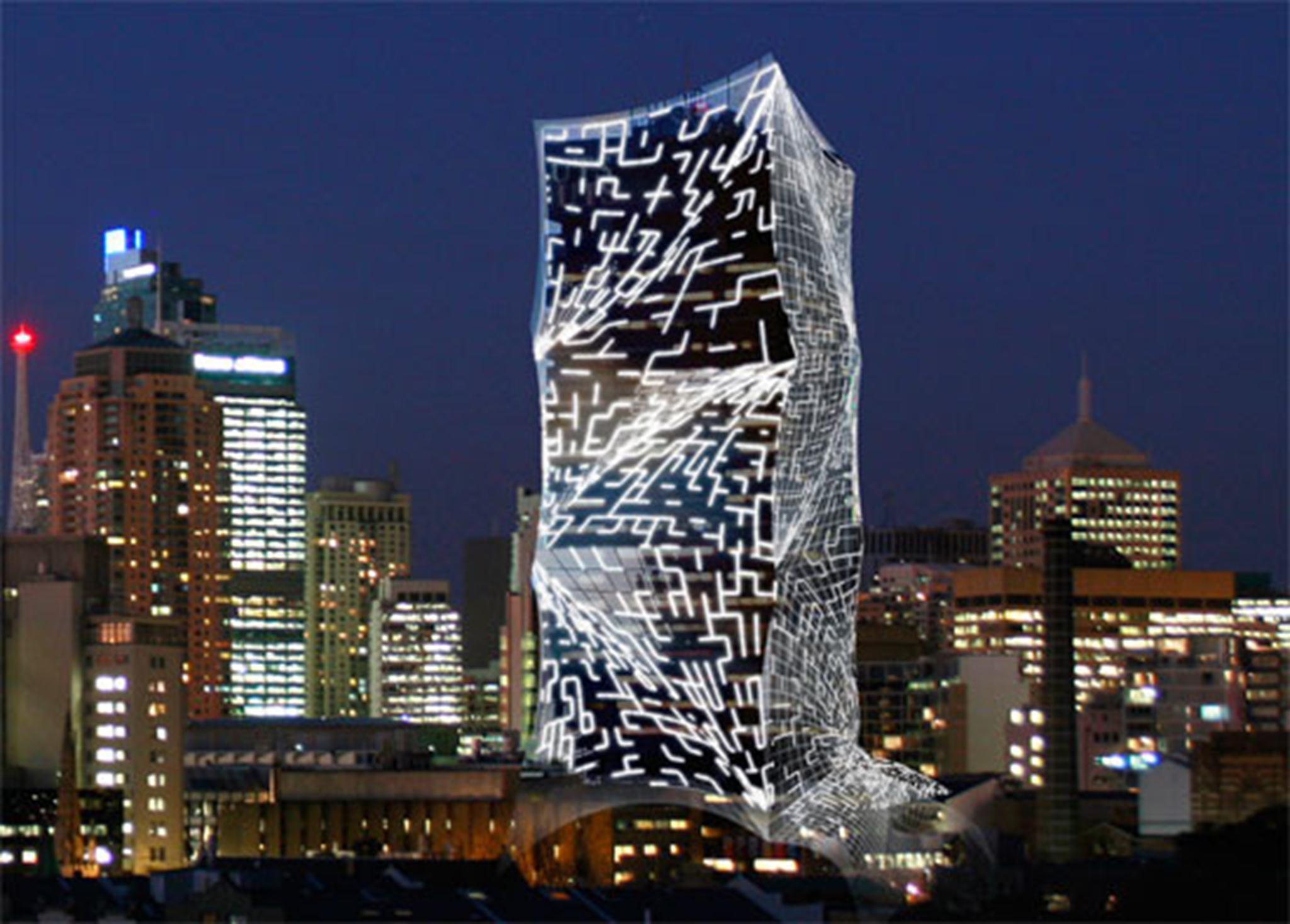 Công nghệ Tower Skin, được phát triển cho lớp vỏ ngoài công trình trên toàn cầu, đã giành giải thưởng của Liên hợp quốc Zeroprize
