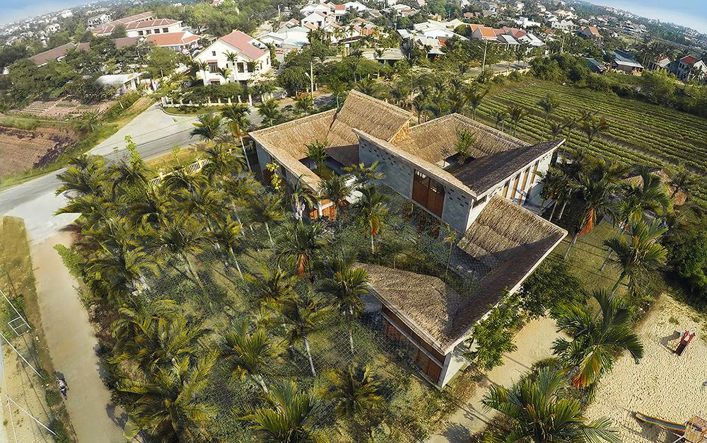 Công trình Nhà cộng đồng xã Cẩm Thanh, Hội An