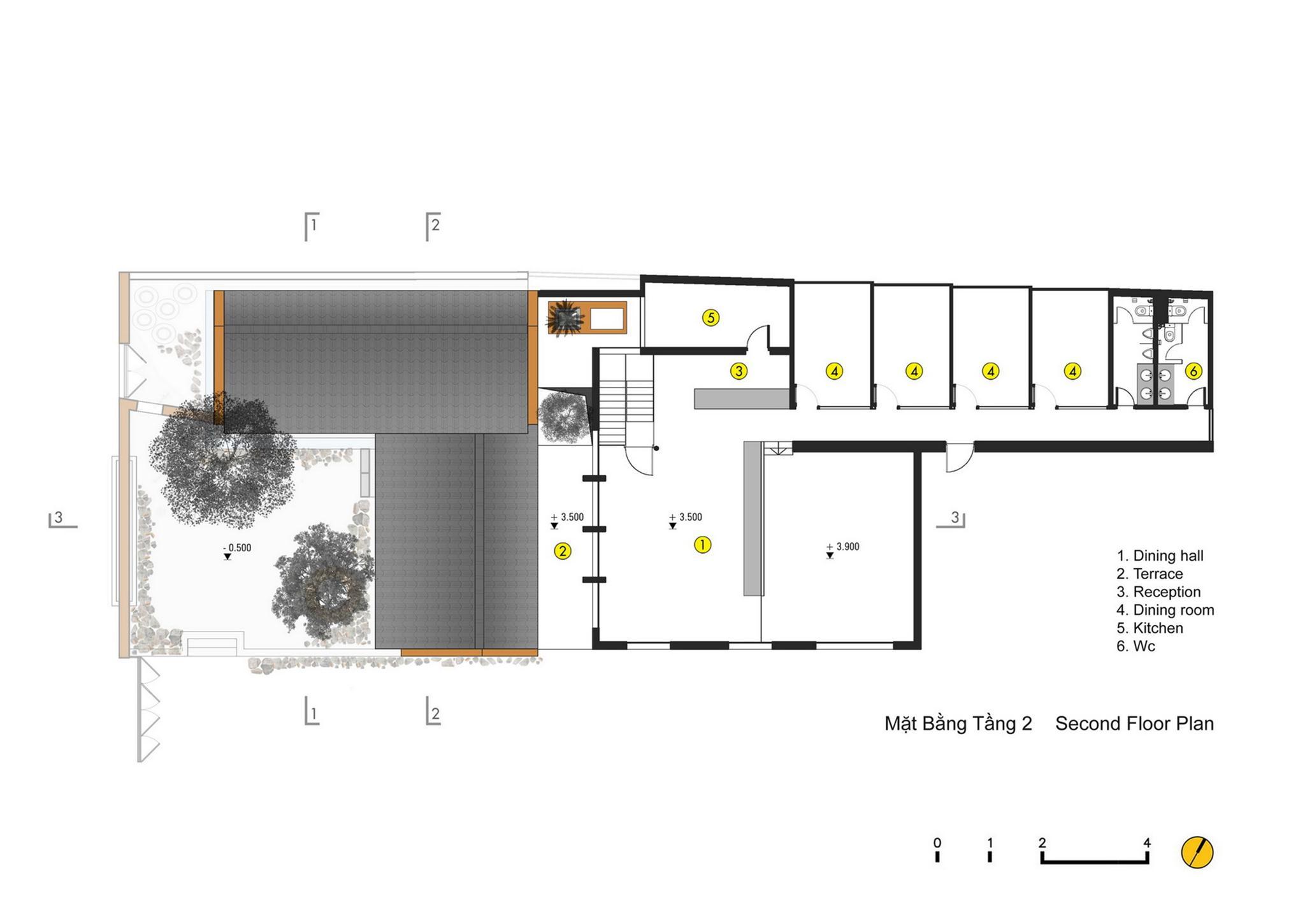 019 Second Floor Plan