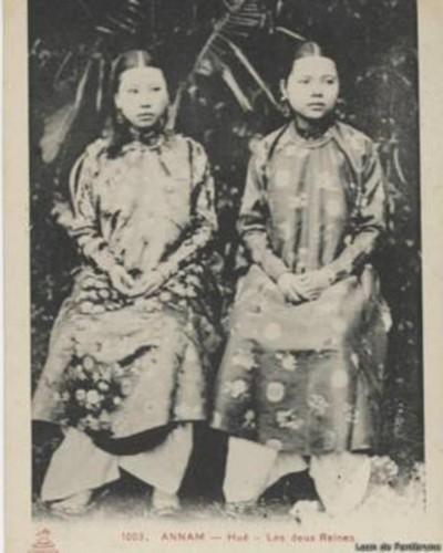 Hai công chúa nhà Nguyễn - tác giả Pierre Dieulefils