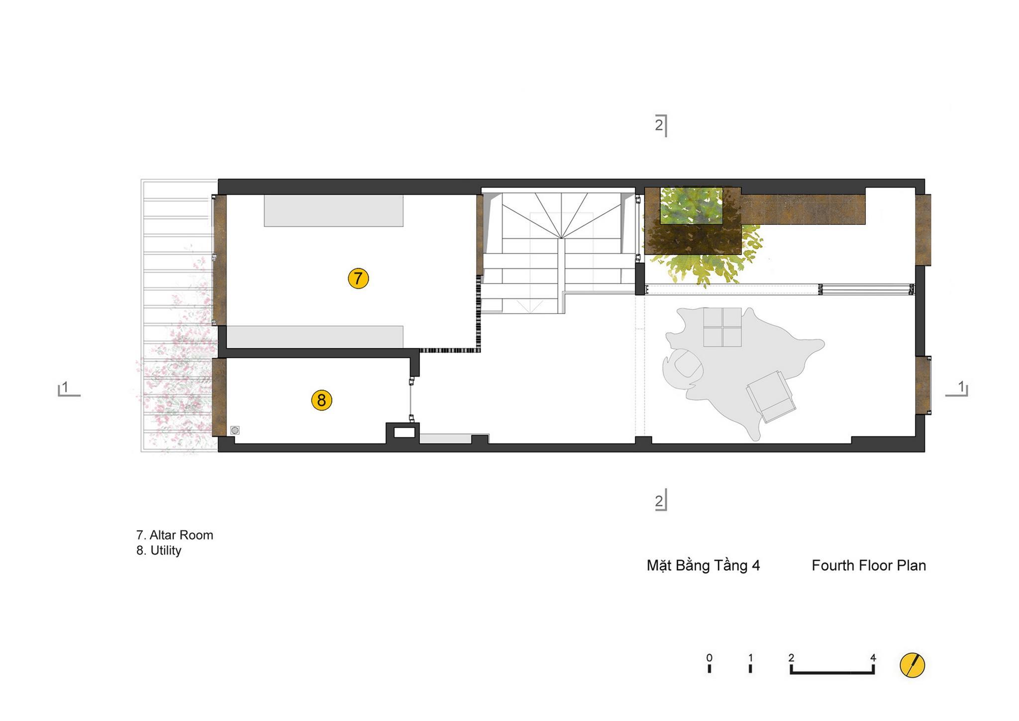 26- Fourth Floor Plan (Copy)
