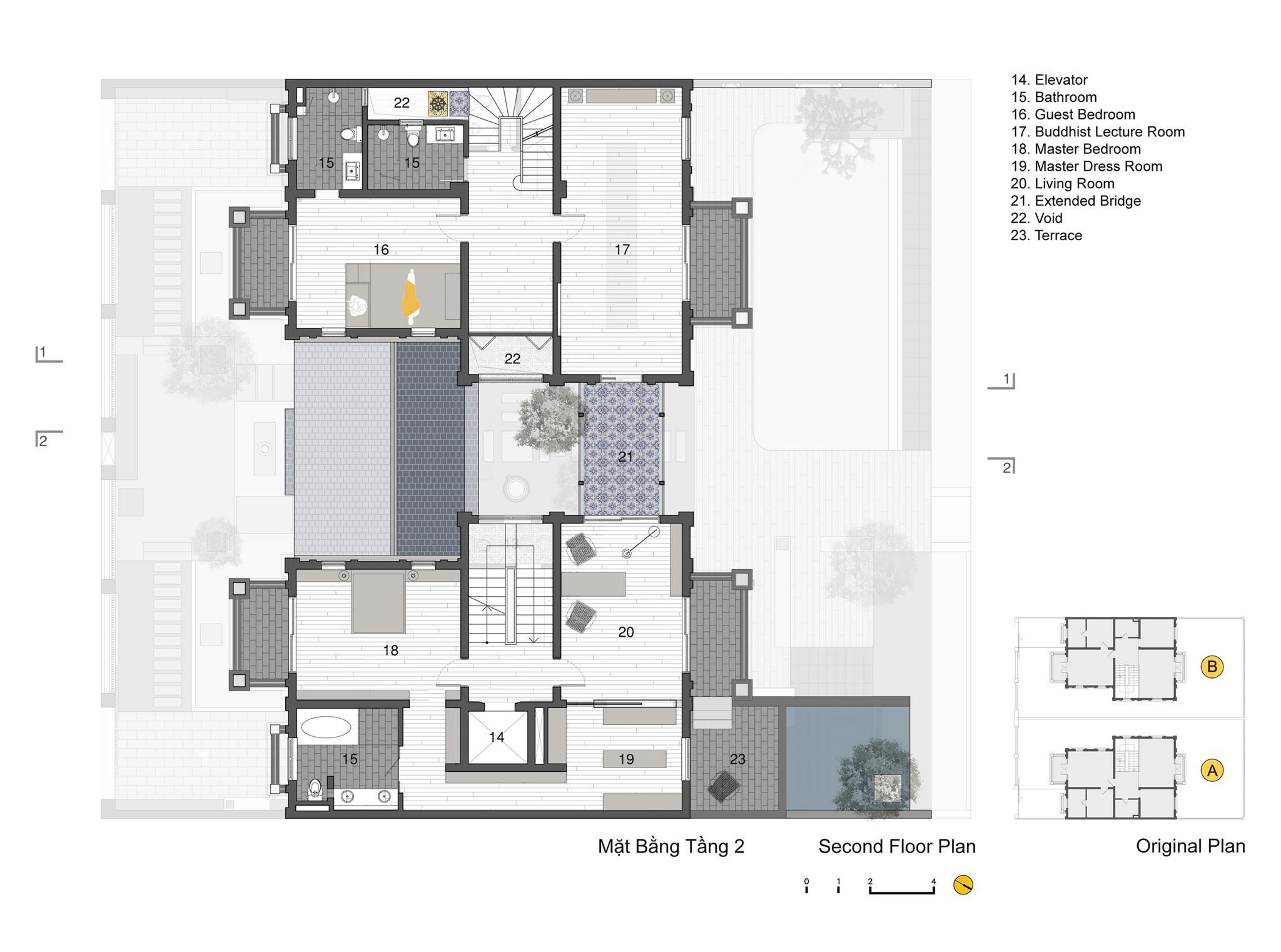 31-Second Floor Plan (Copy)