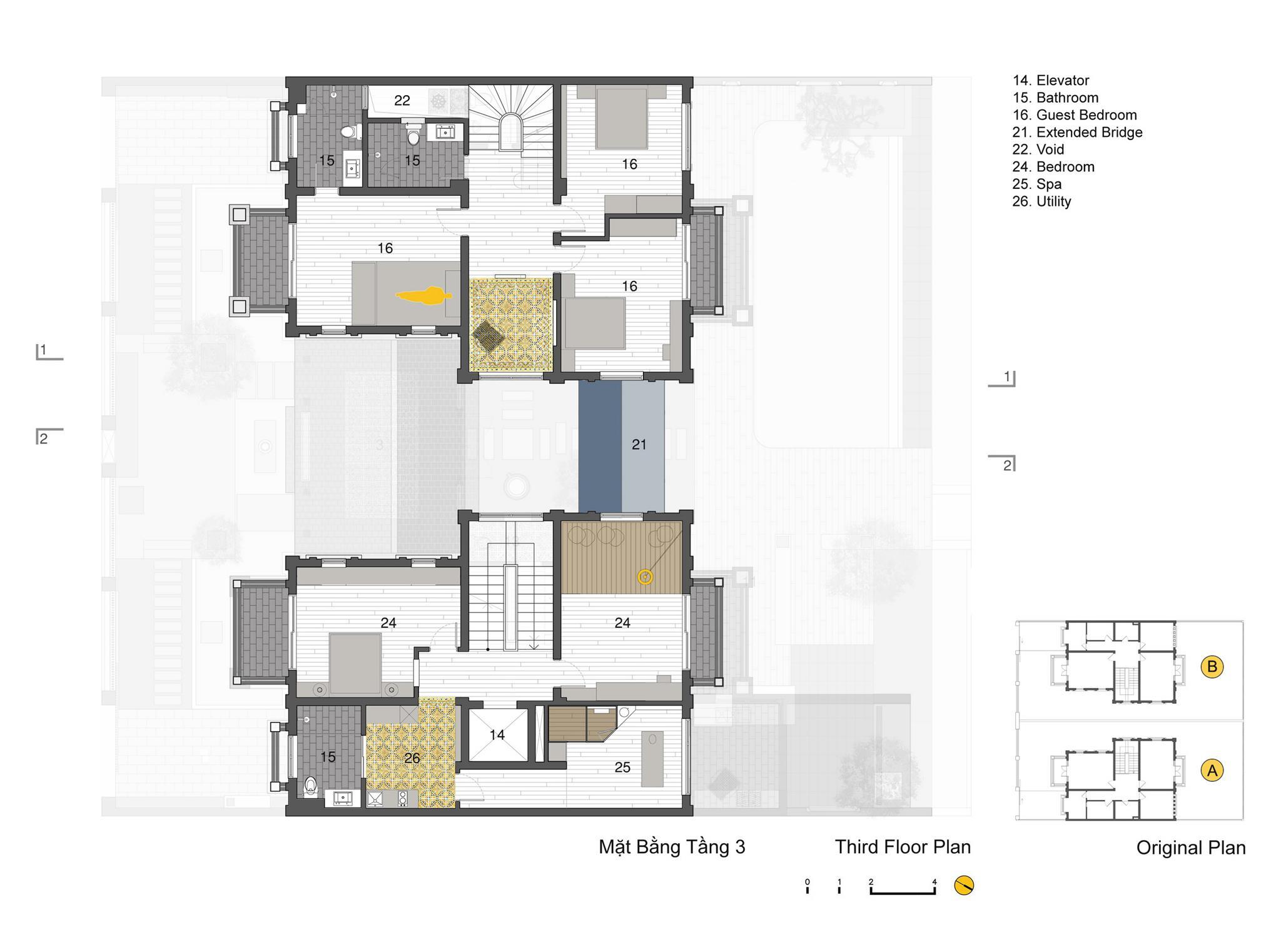 32-Third Floor Plan (Copy)