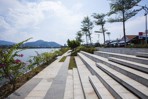 Dự án cải tạo khu dân cư và Dịch vụ phía Bắc hồ sinh thái Đống Đa, Quy Nhơn