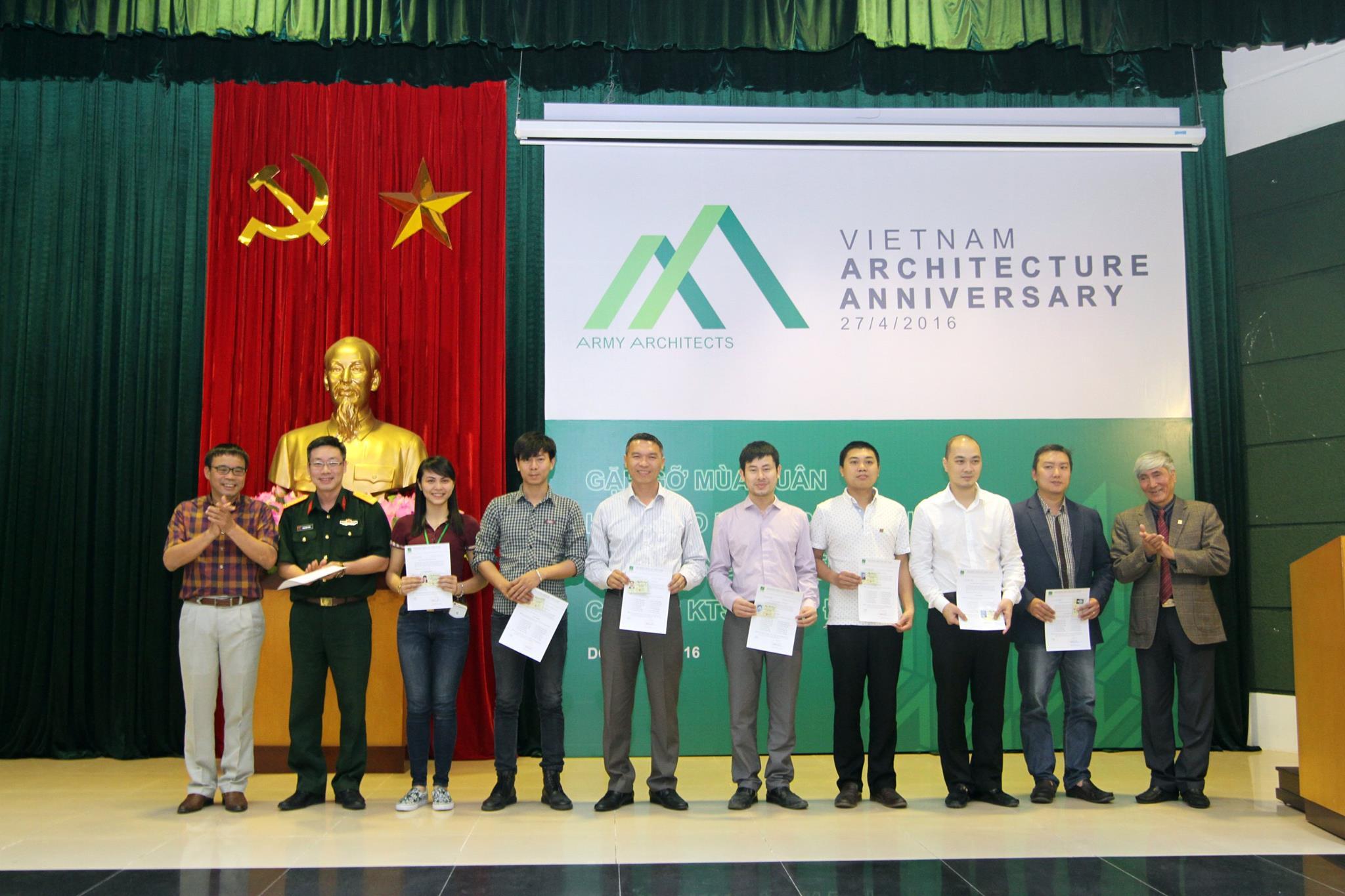Kết nạp Hội viên mới Hội KTSVN