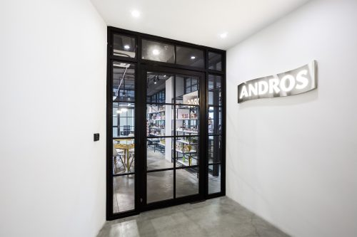 ANDROS B+ARCHITECTS 17