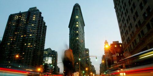 the-flatiron-building-in-new-york-was-one-of-the-first-skyscrapers