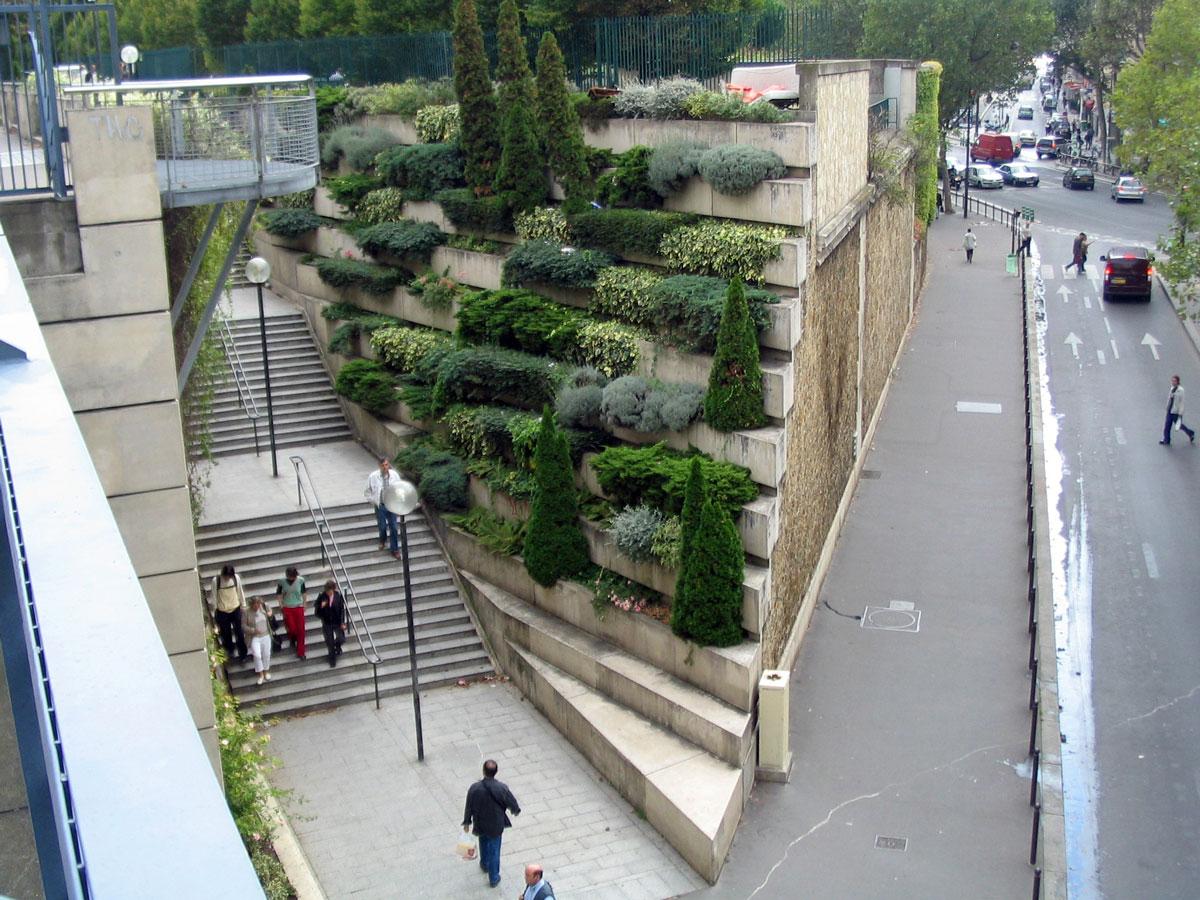 Lối lên tuyến Promenade Plantée | (c) panoramio