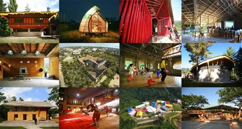 Những công trình kiến trúc do ThS.KTS Hoàng Thúc Hào và các cộng sự thiết kế đã giành được nhiều giải thưởng trong nước và quốc tế