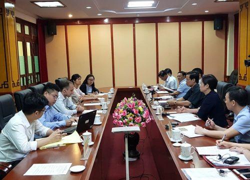 Tỉnh Hà Giang làm việc với tập đoàn Banyan Tree