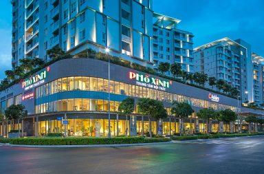 Phố Xinh khai trương trung tâm lớn nhất Việt Nam