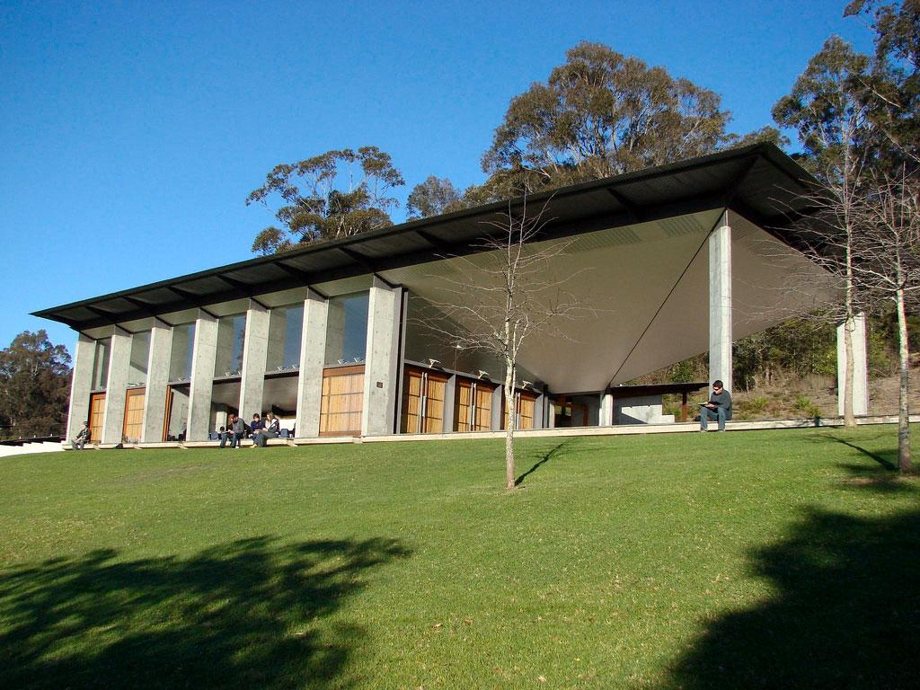 Boyd Education Center - KTS Glenn Murcutt