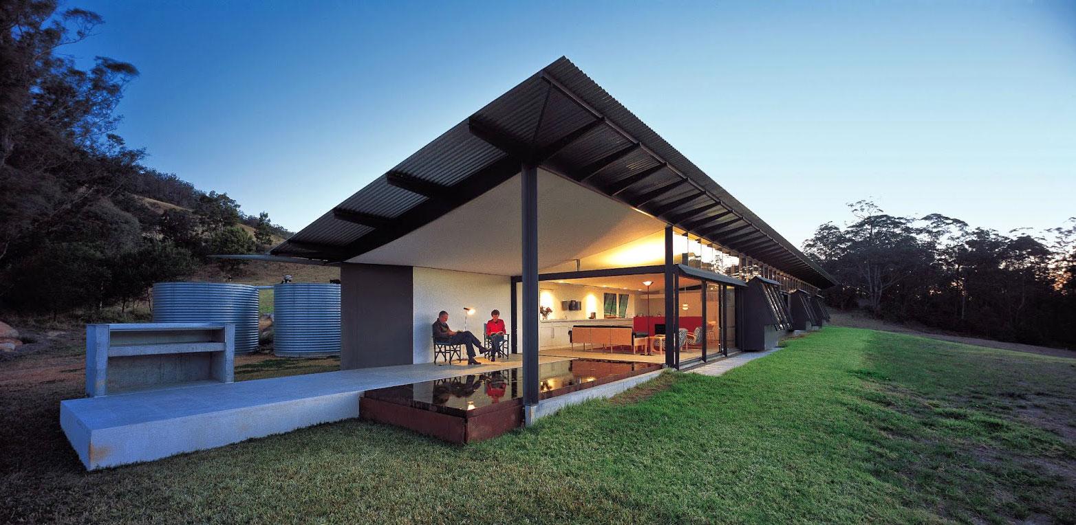 Walsh House - KTS Glenn Murcutt