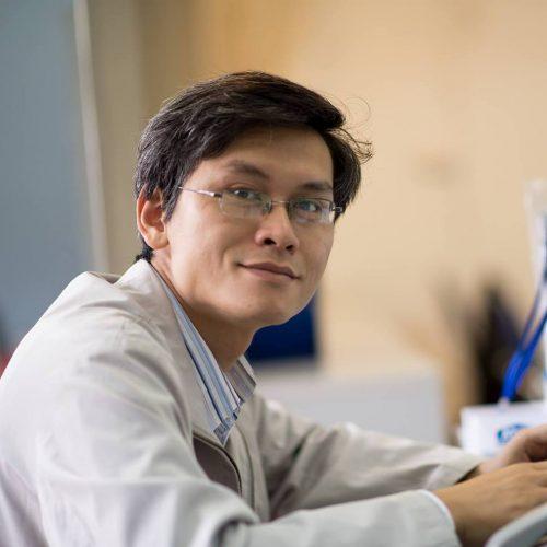 KTS Trần Quang Huy - Giám đốc điều hành công ty ForBIM.