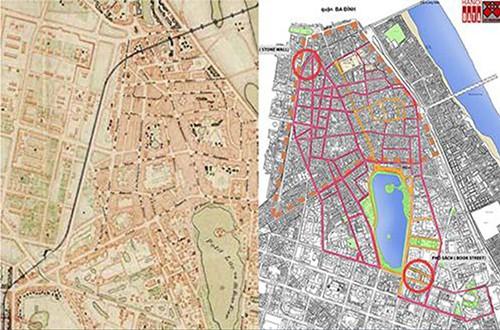 Đoàn khảo sát hiện trạng phố Phùng Hưng và các nghệ sĩ, kiến trúc sư tham gia thiết kế, triển lãm các phương án đề xuất trên phố. Rất nhiều hoạt động của cộng đồng diễn ra trên tuyến phố.