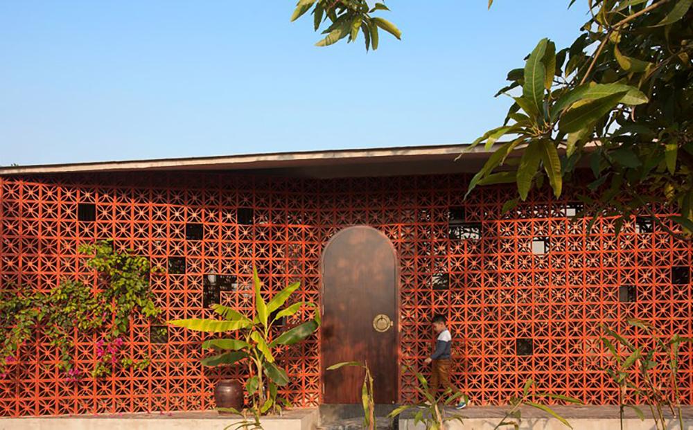 NGHIA-Architect tái hiện kiến trúc nông thôn bản địa với 'Maison A'