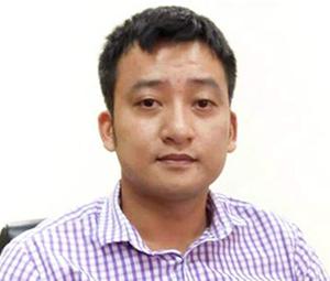 Thạc sĩ Đinh Quốc Thái - Chuyên gia về quản lý đô thị.