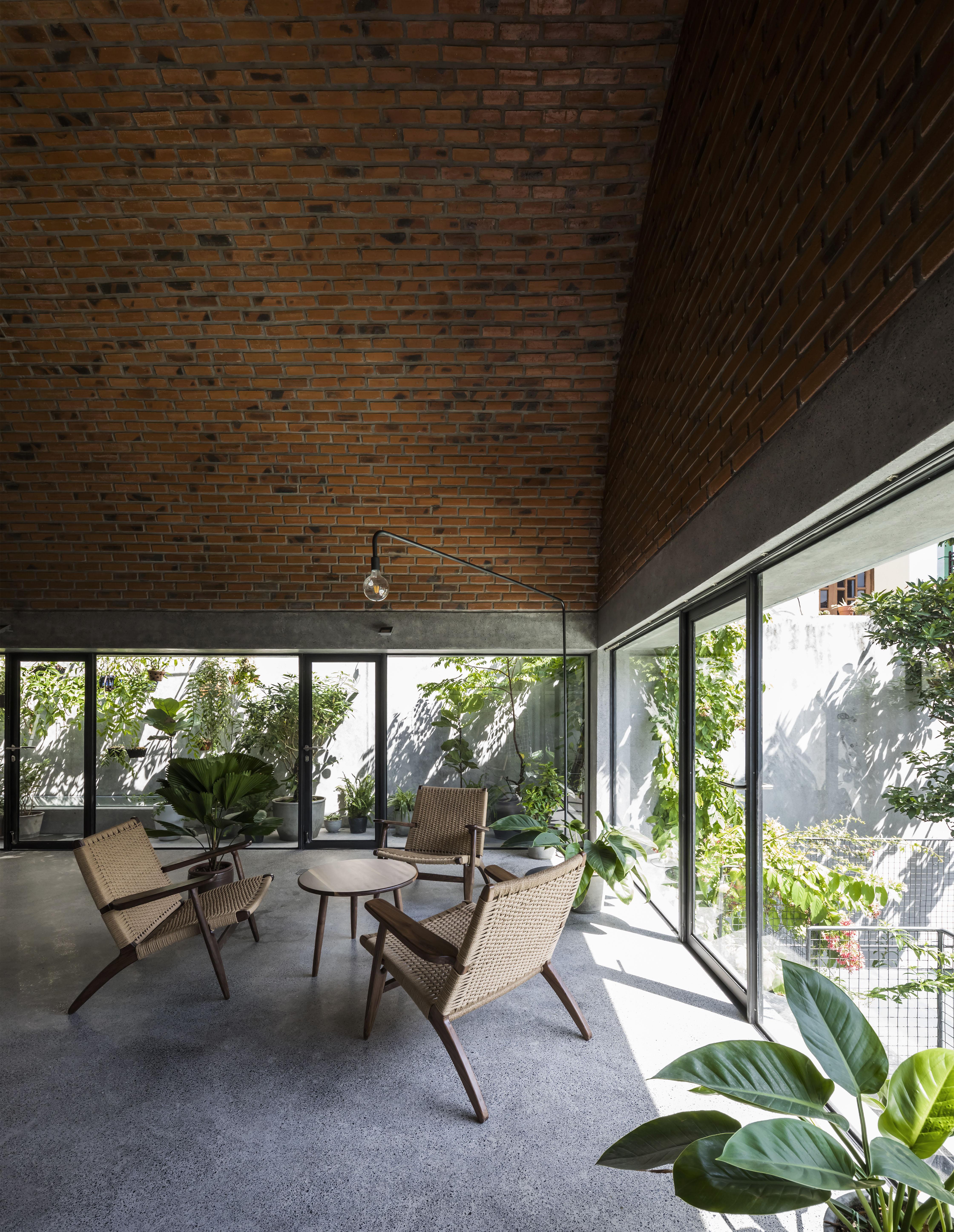 Nhà Đồng Phú | LVHQ Architects