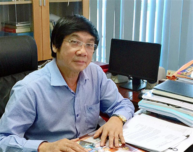 Chủ tịch Hội Quy hoạch và Phát triển đô thị Việt Nam Trần Ngọc Chính