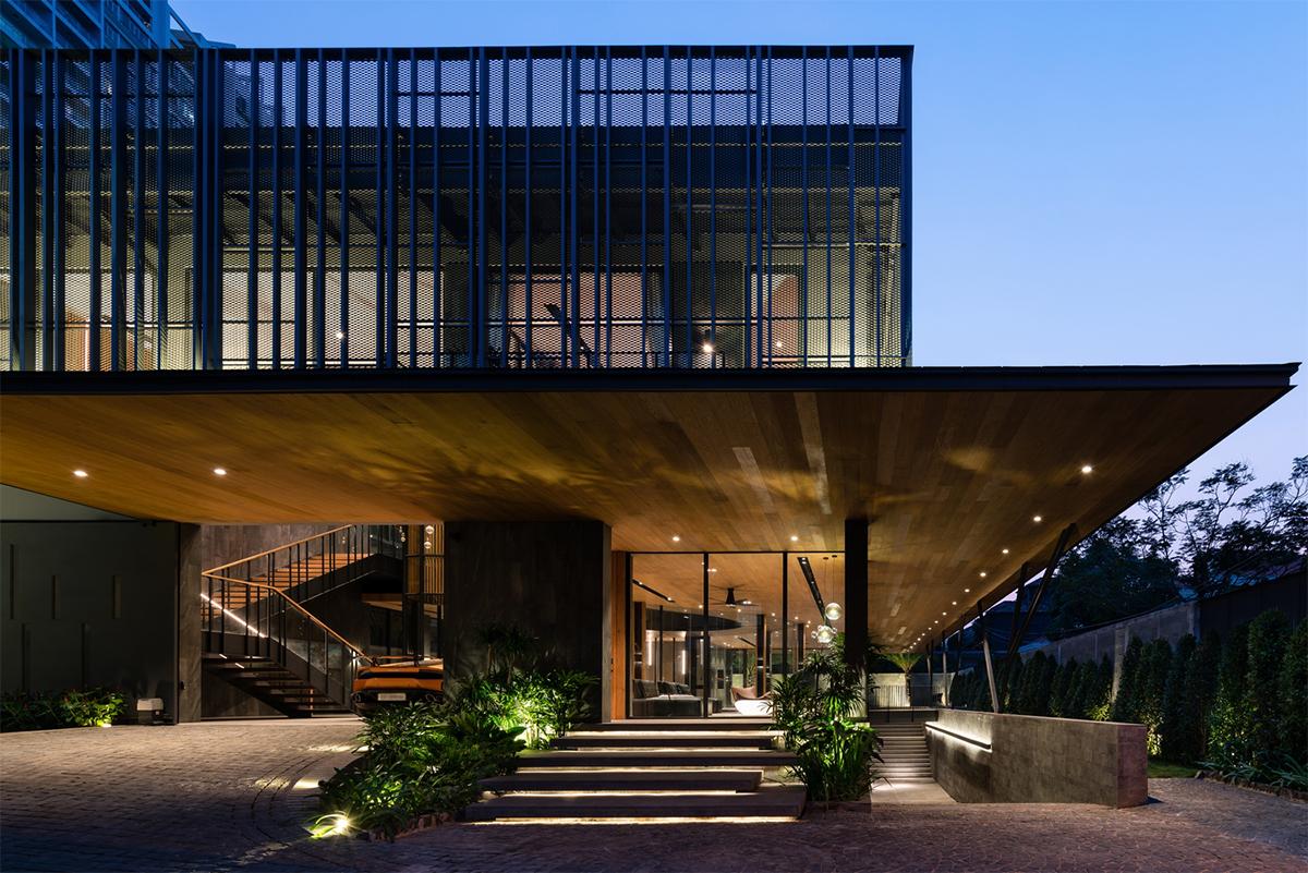 Biệt thự 911 – kiến trúc đương đại cho khí hậu nhiệt đới Sài Gòn.