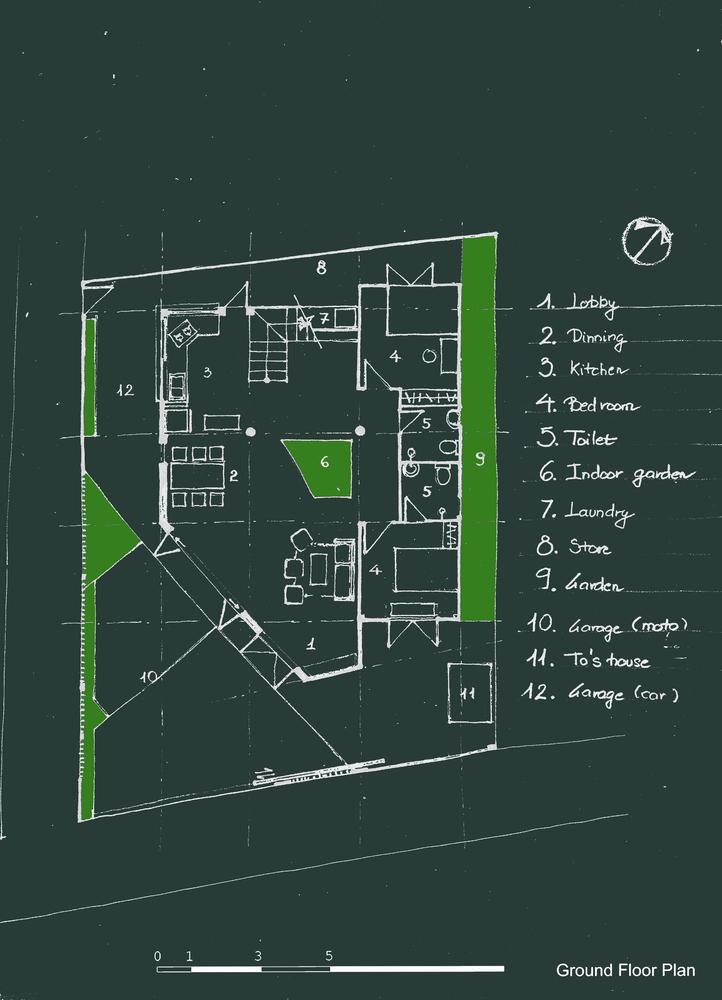 Nhà của Tô | A+ Studio