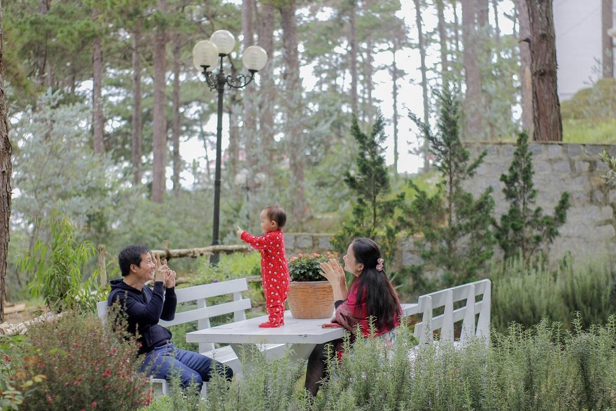 CEEB architects | Biệt thự Eden - Viên ngọc trai đen giữa núi rừng Đà Lạt