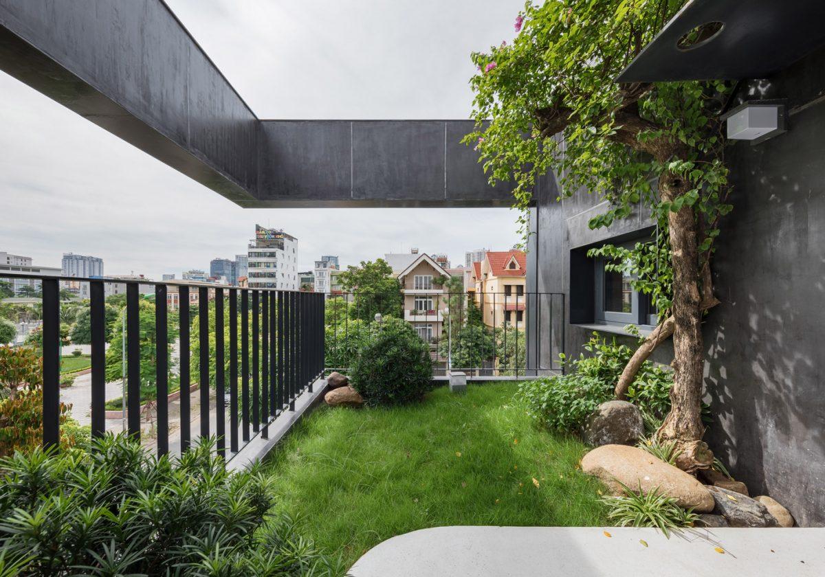 BW House - Giải pháp cải tạo cho nhà ở hướng Tây | FeA