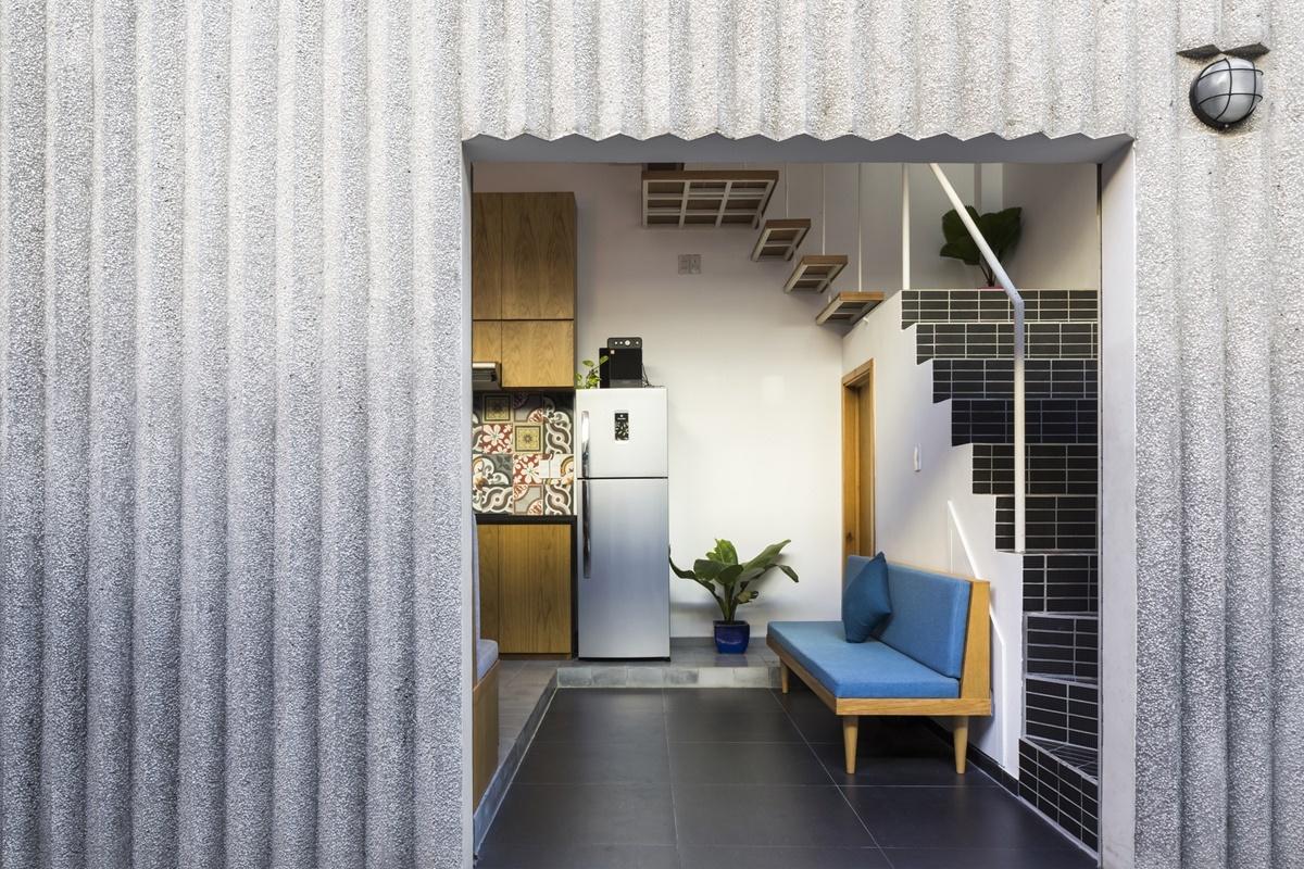 18 House - Nhà phố ''theo chiều thẳng đứng'' 18m2| Khuôn Studio