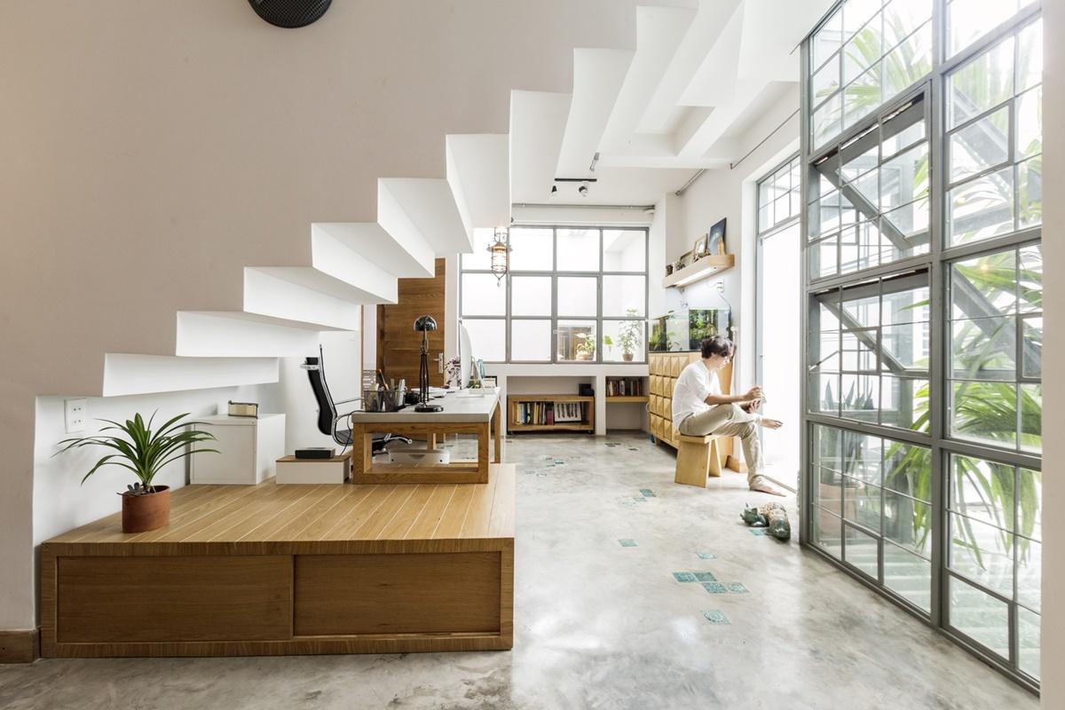 Hòa House  | KHUÔN Studio