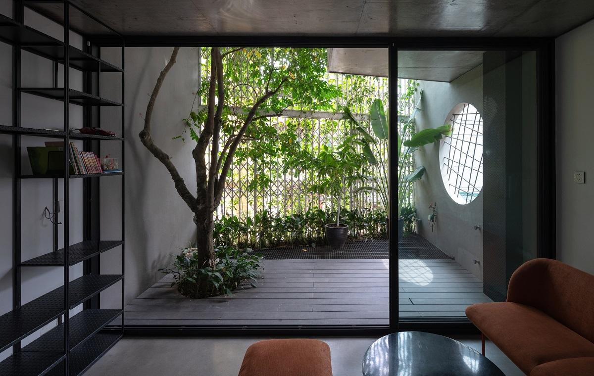 Nhà cửa xếp | AHL Architects