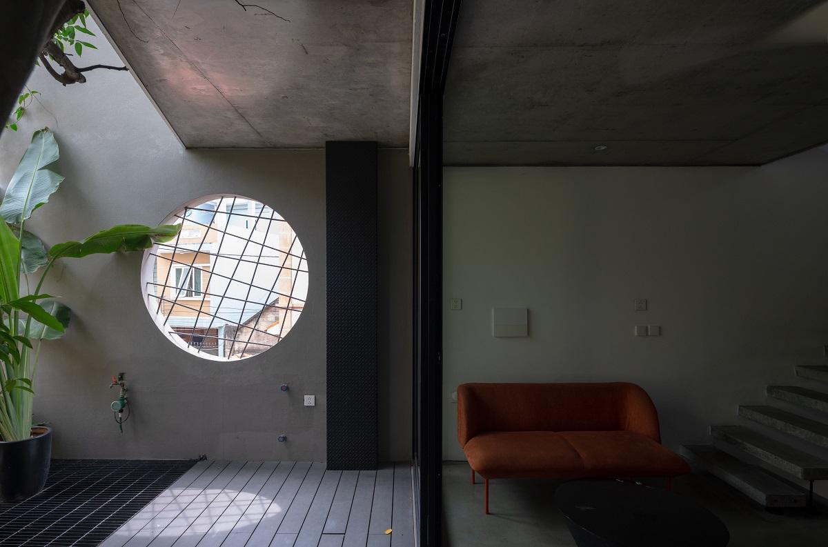 Nhà cửa xếp | AHL Architects - giải pháp cho sự riêng tư của ngôi nhà