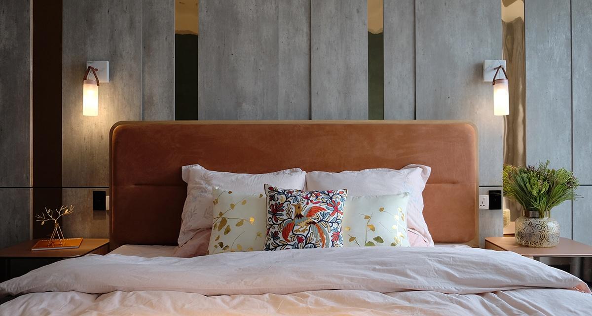 Nội thất, căn hộ thông tầng Duplex Gateway Thảo Điền , APS Concept.