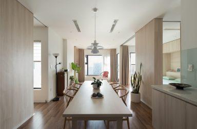 MDP - Cải tạo không gian nội thất căn hộ Mỹ Đình Plaza | HGAA