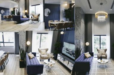 APS Concept | Căn hộ Duplex Masteri Thảo Điền