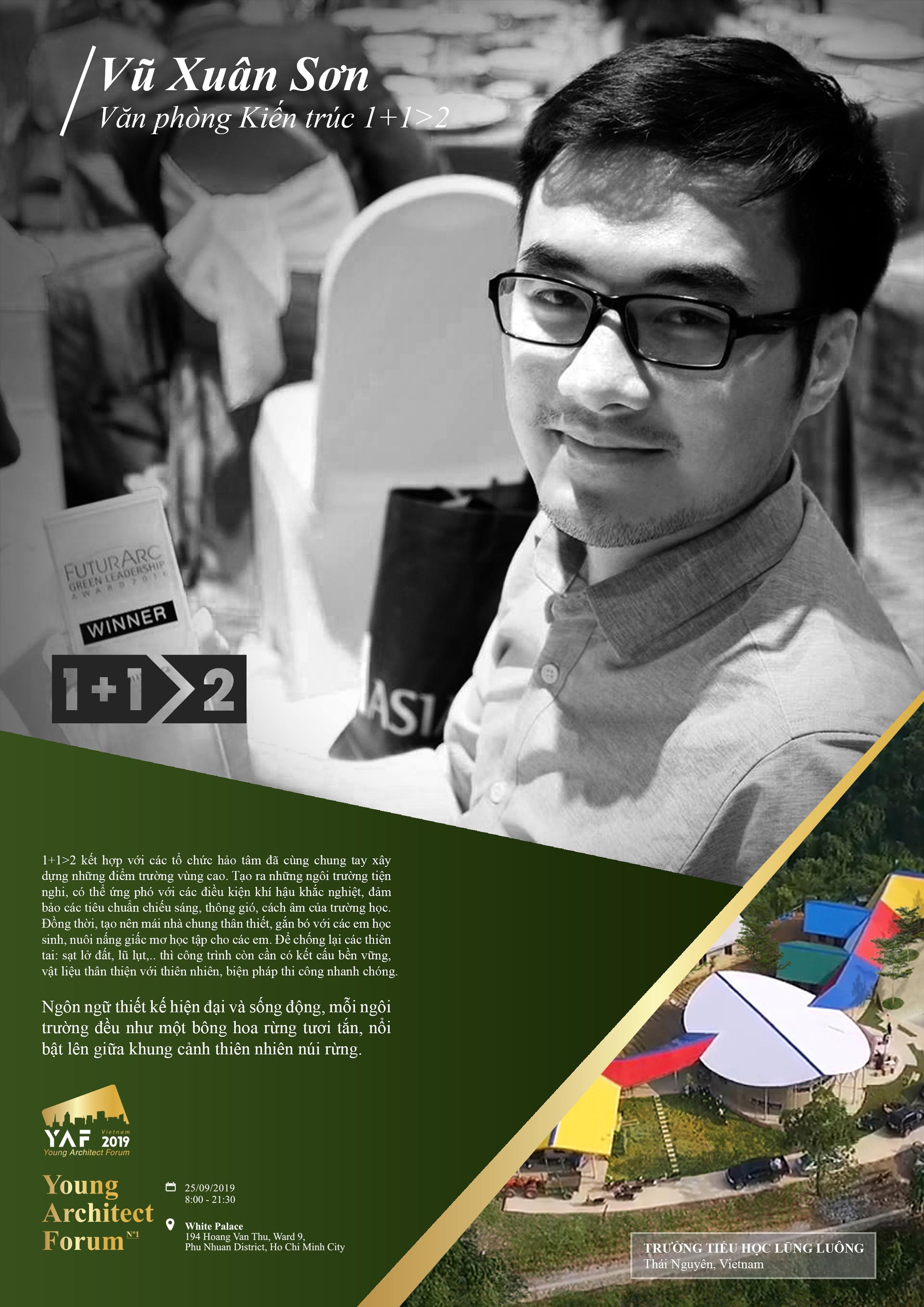 """YAF 2019 , Diễn đàn Kiến trúc sư trẻ Việt Nam, """"Sân chơi"""" của các KTS """"trẻ"""""""